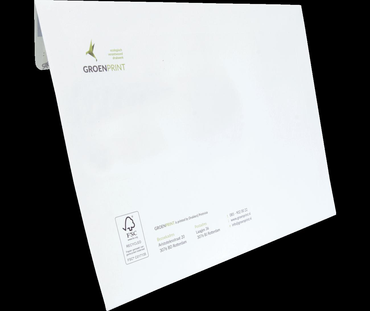 C5 enveloppen (luxe)