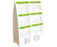 Driehoek kalenders
