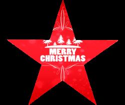 Kerstster flyers drukken