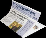 Kranten (2 pagina's A3)