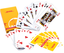 Speelkaarten met doosje bedrukken